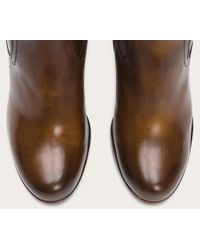 Frye - Brown Parker Tall - Lyst