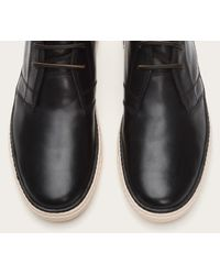 Frye - Black Gates Chukka Shearling for Men - Lyst
