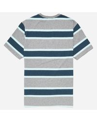 Patagonia Gray Squeaky Clean Pocket T-shirt for men