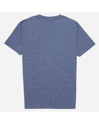 NN07 - Blue Barry Pocket Tee for Men - Lyst