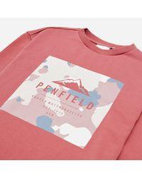 Penfield - Red Cullen Sweatshirt - Lyst