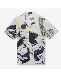 Folk Multicolor X Alfie Kungu Printed Vacation Shirt for men
