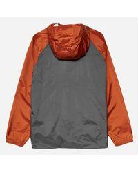 Patagonia - Orange Torrentshell Pullover Jacket for Men - Lyst