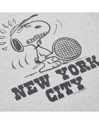 Tsptr | Gray New York T-shirt for Men | Lyst