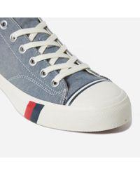 Pro Keds Blue Royal Lo Chambray for men