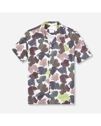 WOOD WOOD Multicolor Brandon Shirt for men