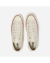 Converse - White Chuck Taylor All Star 1970 Ox Parchment for Men - Lyst