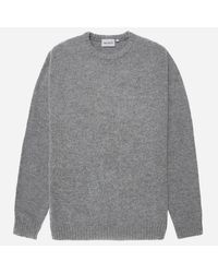 Carhartt WIP Gray Carhartt University Sweater for men