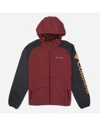 Columbia Red Panther Creek Jacket for men
