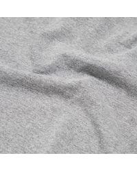Patagonia Gray Shop Sticker T-shirt for men