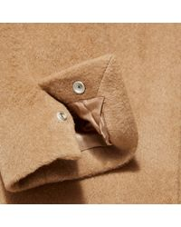 Norse Projects Natural Sundsval Mohair Jacket for men