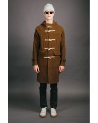 Our Legacy Our Legacy Extended Duffle Cocoon Monk Brown for men