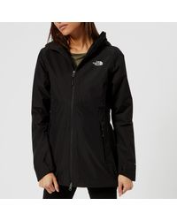 034258d9e The North Face Hikesteller Parka Shell Jacket in Black - Lyst