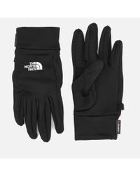 The North Face Black Power Stretch Gloves