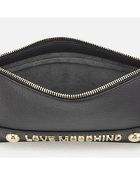 Love Moschino - Multicolor Small Zip Pouch Bag - Lyst
