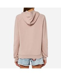Superdry - Pink Astible Graphic Hooded Sweatshirt - Lyst