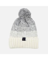 Superdry Multicolor Clarrie Cable Beanie