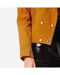 Gestuz - Yellow Mola Jacket - Lyst