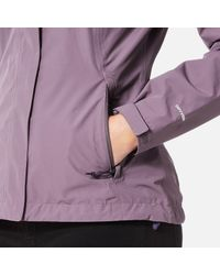 The North Face Purple Sangro Jacket