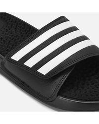 Adidas Black Adissage Tnd Slide Sandals for men