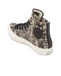 Converse   Black Men's Chuck Taylor All Star Ii Translucent Rubber Hitop Trainers for Men   Lyst