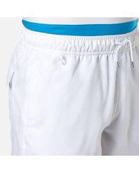 Penfield White Men's Seal Swim Shorts for men