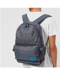 Superdry Multicolor Buff Montana Backpack for men