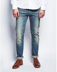 Edwin | Blue Horn Rv Selvedge Jeans for Men | Lyst