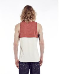 Vans - Natural Starstruck Tank Vest for Men - Lyst