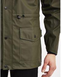 Rains - Four Pocket Jacket Green for Men - Lyst