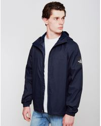 The North Face | Blue Black Label Mountain Q Jacket Navy for Men | Lyst