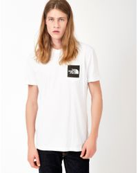 The North Face | Black Label Short Sleeve Fine Pocket T-shirt White for Men | Lyst