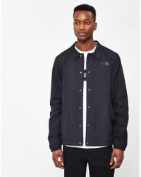 The North Face | Tnf Coach Jacket Black for Men | Lyst