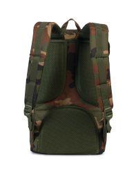 Herschel Supply Co. - Green Little America Offset Bag Camo for Men - Lyst