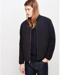 Levi's | Commuter Fill Bomber Jacket Black for Men | Lyst