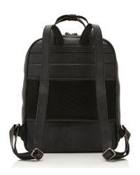 Castelijn & Beerens | Black Carisma Laptop Backpack 15.6 Inch for Men | Lyst