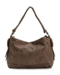Liebeskind - Brown Linia Double Dye Stone Washed - Lyst
