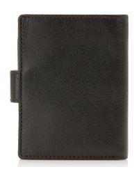 Castelijn & Beerens - Black Nova Mini Wallet for Men - Lyst