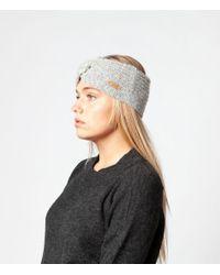 Barts Gray Desire Headband