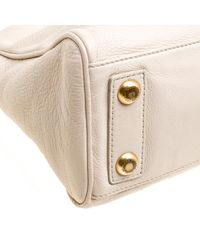 Marc By Marc Jacobs - Natural Leather Too Hot To Handle Top Handle Bag - Lyst
