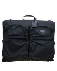 Tumi - Black Nylon Tri Fold Garment Luggage Travel Bag for Men - Lyst