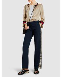 Nicholas Kirkwood - Multicolor Casati Embellished Leather Mules - Lyst