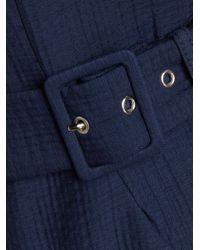 Rachel Comey - Blue Steadfast Cotton-blend Jumpsuit - Lyst