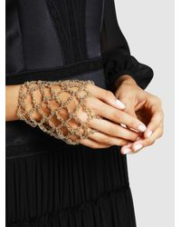 Rosantica - Metallic Penelope Gold-tone Handpiece - Lyst