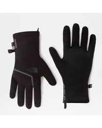 Gants Closefit En Softshell Gore-tex® Homme Tnf The North Face pour homme en coloris Black