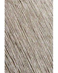 Missoni Multicolor Fringed Metallic Fine-knit Tank Top