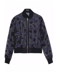 Markus Lupfer Black Casual Jackets