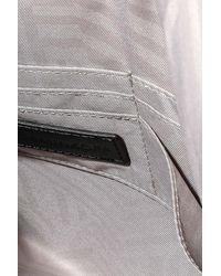 Rebecca Minkoff Leo Zip-embellished Textured-leather Envelope Clutch Baby Pink