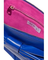 RED Valentino - Clutch Bags Royal Blue - Lyst