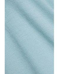 Gentry Portofino Cashmere Sweater Light Blue